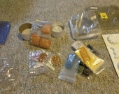 Box #1: Destash Grab Box of soap making supplies. Gently used assortment with free shipping