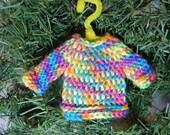 Tiny Ugly Christmas Sweater