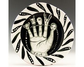 Reserved for Lynn - Hand Puppets - Jenny Mendes Design