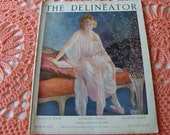 Antique Magazine ... March 1924.... The Delineator