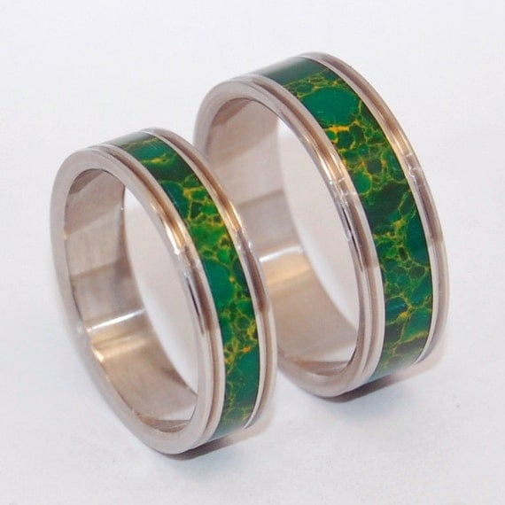 like this item - Jade Wedding Ring