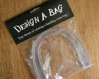 Clear Plastic Purse Handles