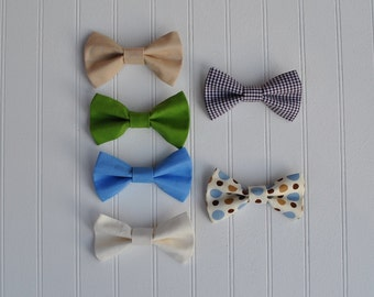 10 PARTY FAVOR BOWTIES for Birthday Party-Bow ties-Birthday Party Favor-Bow ties for boys-Photo Prop-Wedding