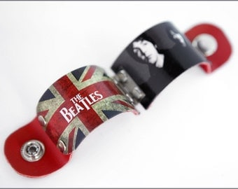 The Beatles Jewelry, The Beatles Cuff, Beatles Gifts, Beatles Jewelry, Cuff Bracelet, Mens Bracelet