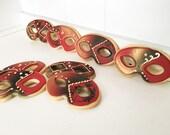 Masquerade Party Mask Cookies - 1 Dozen