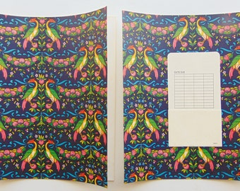 Vintage End Papers 1950's