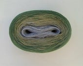 VEGI  Color Changing Cotton yarn  480 yards/100 gr  Fingering Weight