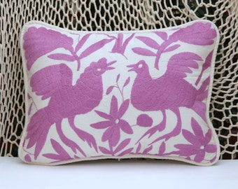 Lilac  otomi Sham Cushion