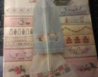 Cross Stitch Designs for Towels