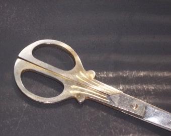 Art Deco Long Scissors Shears