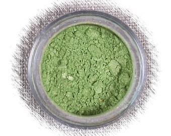 Green Luster Dust, Sour Apple Green Luster Dust, Edible Luster Dust, Edible Luster Powder, FDA Approved Luster Dust, Green Decorating Luster
