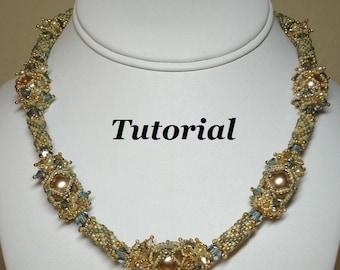 Tutorial for Badlands Necklace