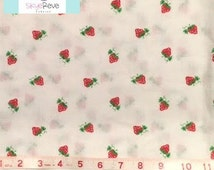 Vintage Strawberries Tablecloth