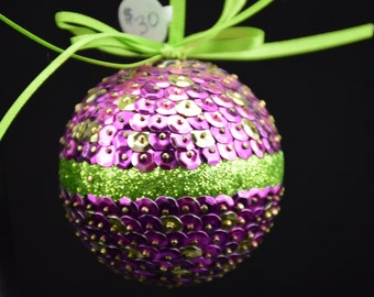 Spring Time Ornament
