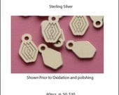15931  sterling silver oxide and polished