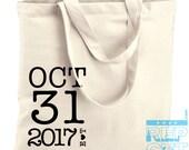 55 welcome wedding bag Typewriter Tote favors