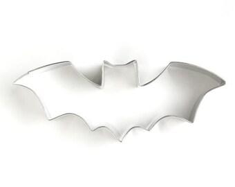 Bat Cookie Cutter, Halloween Bat Cookie Cutter, Halloween Cookie Cutter, Retro Bat Cookie Cutter