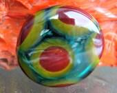 Murano Artisan Glass Bead Fanta-Sea