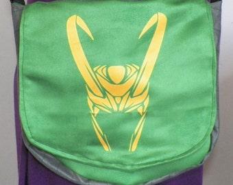 Loki Satchel Made to Order