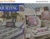 On Sale Country French Quilting House of White Birches-Ribbon Stars,Pillows,Wall Quilt, Table Runner, etc.