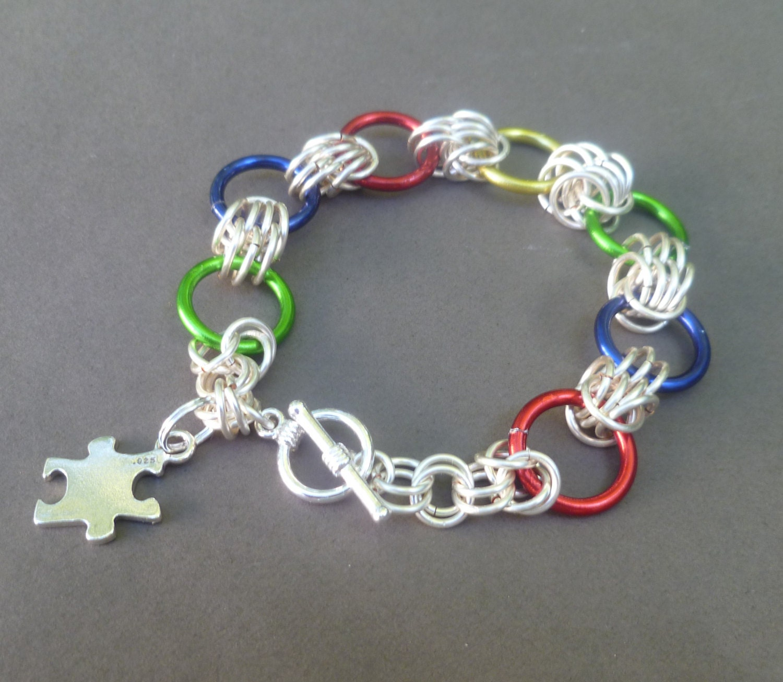 Autism Awareness Bracelet Asperger Awareness Bracelet. 20 000 Dollar Wedding Rings. Glass Bands. Plain Watches. Wood Bead Bracelet. Rubberband Bracelet. Dna Pendant. Neck Chains. Pretty Stud Earrings