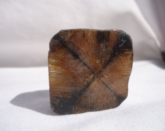 Andalusite - Chiastolite, Psychic Activation, 3rd Eye, Clearing Aura, Grounding of Bodies