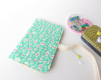 Liberty Lawn Needle Case.