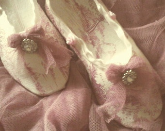 Decorative Ballet Shoes