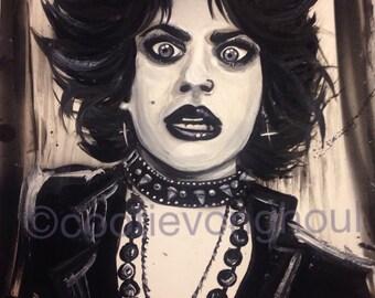 "Nancy Downs - The Craft - witchcraft - fan art print 11x17"""