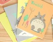 My Neighbor Totoro large cartoon notebook