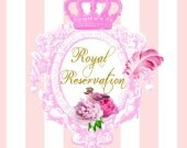 A Royale Reservation For Her Majesty, Linda, CHINA PAINTER