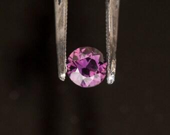 Sapphire pink Songea 1/2 carat  Grade AA