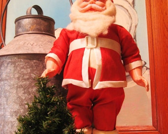 Vintage Santa, Santa Claus Doll, Christmas Decor, Holiday Decor, Decorations, Santa Doll, Holiday Decorations, Santas, Christmas Items, Doll