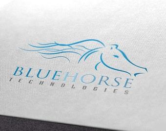 Premade Logo, Logo Design, Horse Logo, Photography Logo, Equestrian Logo, Horse, Animal Logo, Watermark Logo, Modern Logo, Equestrian, .