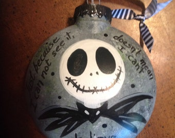 Jack Skellington Nightmare Before Christmas