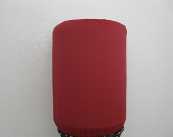 Block-Out sun light Bottle Cover-Ruby Red Bottle Cover-5 gallon Water Bottle Cover-Dispenser Cooler Decor