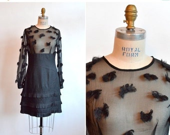 30% OFF STOREWIDE / DOUGLAS Hannant silk chiffon party dress