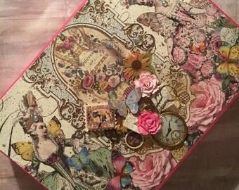 Fairy Queens Keepsake Box