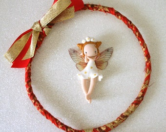 Christmas Fairy Wreath