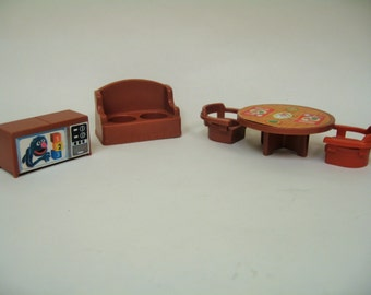 Fisher Price Sesame Street Furniture Pieces