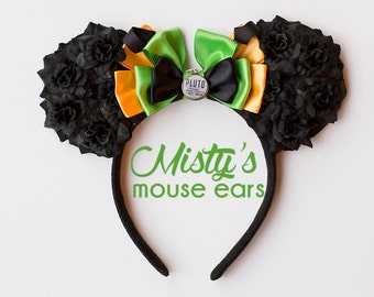 Inspired by Pluto mouse ears