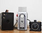 RESERVED Vintage Imperial Camera
