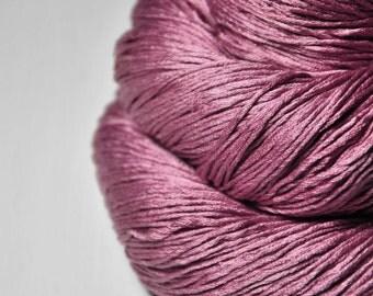Magnolia lost in time  - Silk Fingering Yarn