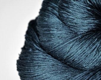 Dead Marshes - Silk Fingering Yarn