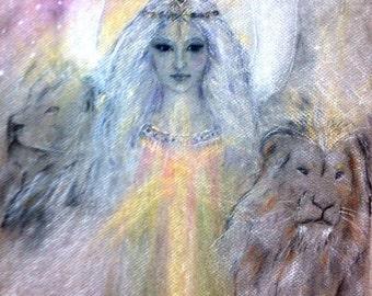 Archangel Ariel Etsy