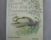COUNTRY DIARY of An EDWARDIAN Lady, 1977 Hardback