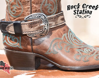 Distressed Boot Belts to Intensify your Cowgirl Attitude!