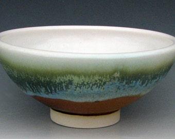 SMALL CERAMIC BOWL - Stoneware Bowl - Ice Cream Bowl - Custard Bowl - Small Bowl - Dessert Bowl - Sauce Bowl