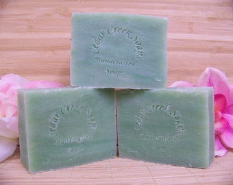 Refreshing Soap - Refreshing Cold Processed Soap~ Vegan Soap