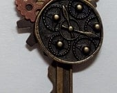 Steam punk Repurposed Key